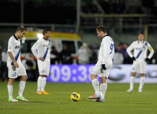 Fio – Inter: Thảm bại tại Franchi - 1