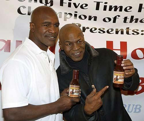 HOT: Tyson gặp lại Holyfield - 1