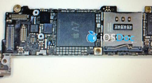 Lộ ảnh iPhone 5S dùng chipset A7 - 1