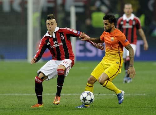 Milan – Barca: Bàng hoàng và kinh ngạc - 1