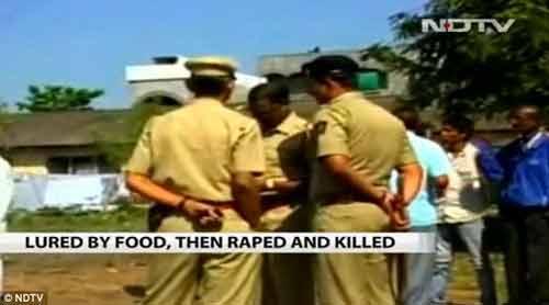 Ấn Độ: 3 chị em gái bị hiếp, vứt xuống giếng - 1
