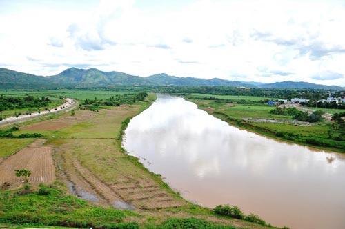 Ngoạn cảnh sông Đắk Bla - 1