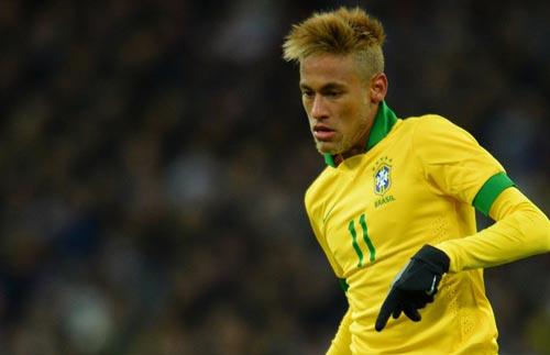 Đến lượt Neymar bị Pele gây sự - 1