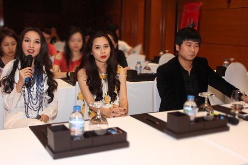 Vợ chồng Hồ Hoài Anh làm HLV The Voice Kids - 1