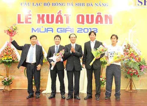 SHB Đà Nẵng quyết giữ ngôi vương - 1