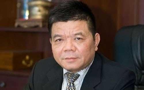 Náo loạn tin đồn Chủ tịch BIDV bị bắt - 1