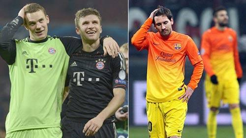 Nhà cái: Bayern thành ƯCV số 1 vô địch C1 - 1