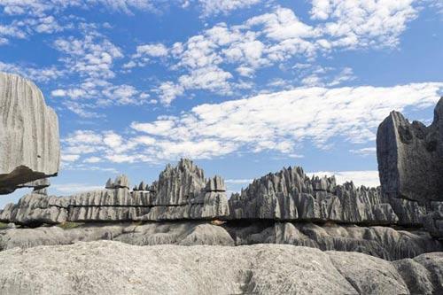 Lạc vào mê cung đá kỳ thú ở Madagascar - 1
