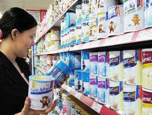 Sữa sẽ đồng loạt tăng giá 10% từ tháng 3 - 1