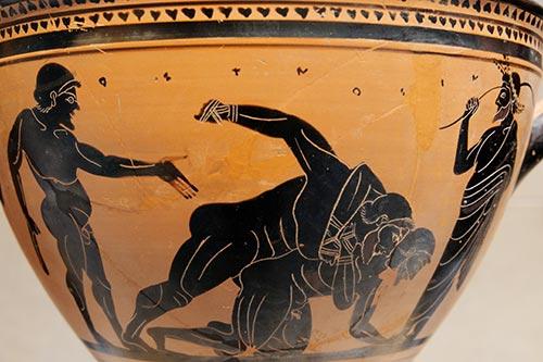 KP võ thuật: Võ của người Sparta - 1