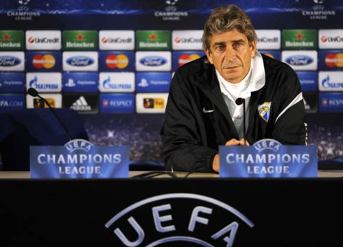 HLV Pellegrini tới Man City vào hè 2013? - 1
