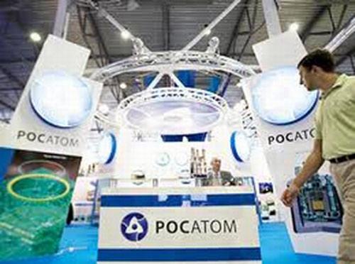 Nga cấp 1 tỷ USD cho dự án điện hạt nhân VN - 1