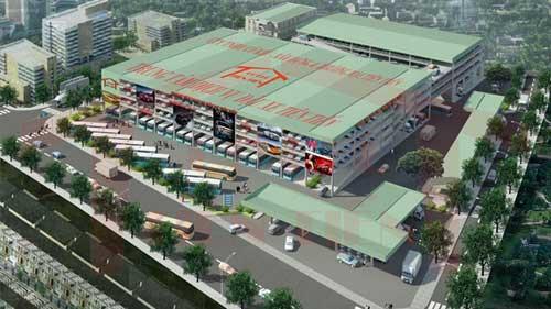 TP.HCM: 4 bãi đậu xe ngầm còn nằm trên giấy - 1