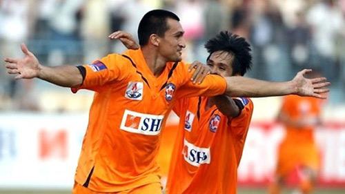 """Siêu Cup QG 2012: Hai """"hổ"""" quyết đấu - 1"""