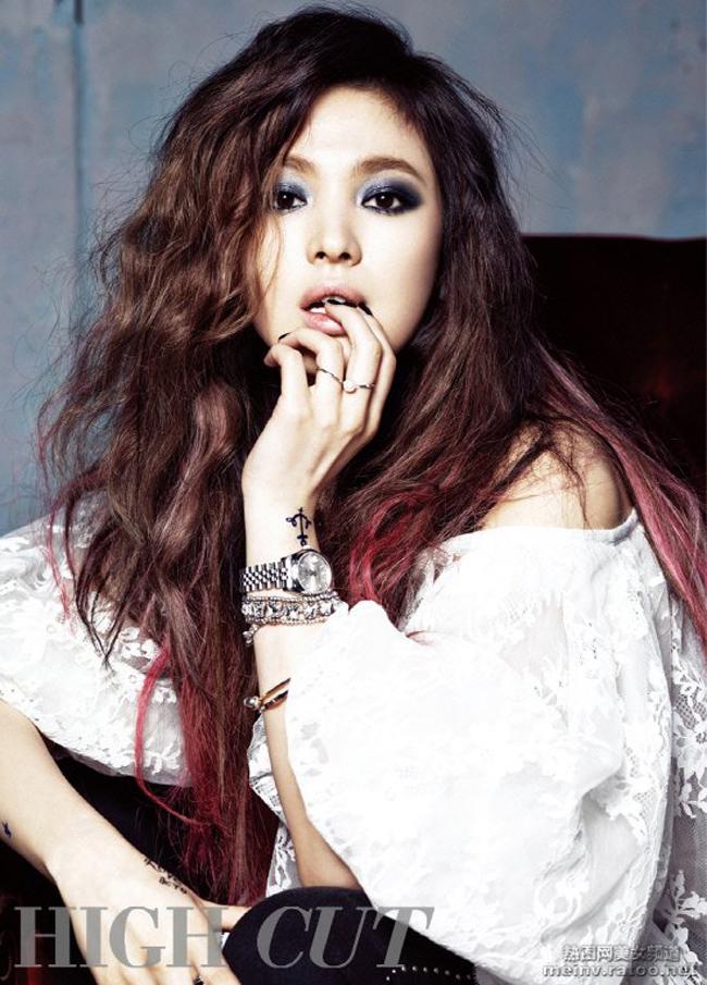 1. Song Hye Kyo sở hữu những nét đẹp nhỏ nhắn, tự nhiên không dao kéo