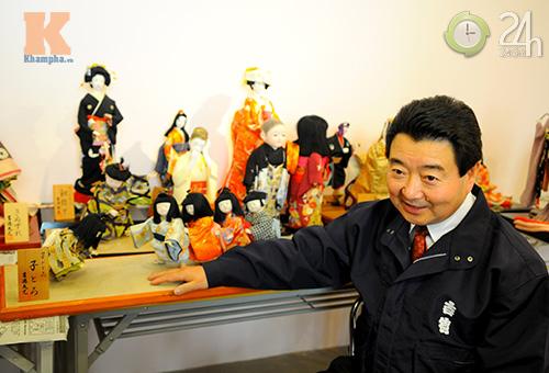 Bộ sưu tập búp bê truyền thống Nhật Bản - 1