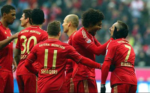 Bayern - Bremen: Thỏa sức bắn phá - 1
