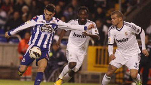 Deportivo - Real: Hút chết ở Riazor - 1