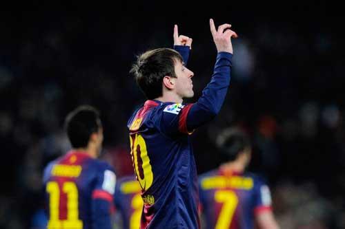 Barca - Sevilla: Sống nhờ Messi - 1