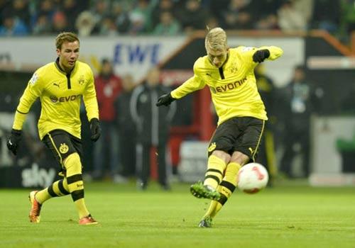 Gladbach - Dortmund: Mất Lewandowski, Dortmund sẽ đá như Barca? - 1