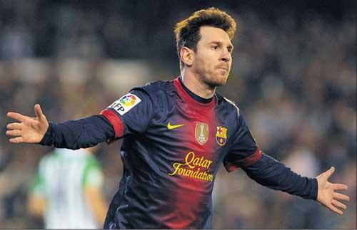 """Messi: """"Barca không phụ thuộc vào tôi"""" - 1"""