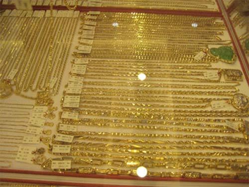 Từ 1/3, thu thuế GTGT với vàng trang sức - 1