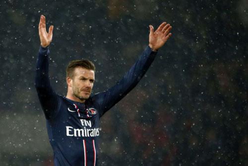 Beckham trần tình sau trận ra mắt PSG - 1