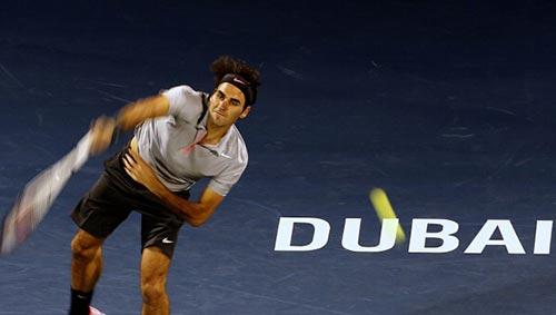 Federer chỉ mới vơi khát vọng - 1