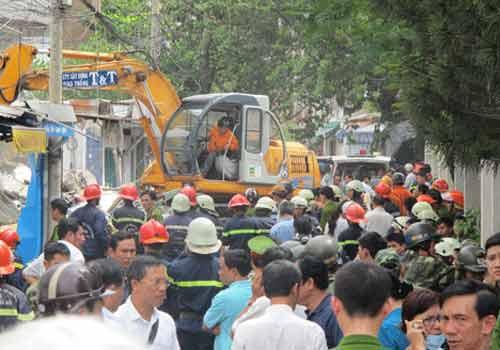 Vụ nổ nhà: Nạn nhân thứ 11 qua đời - 1
