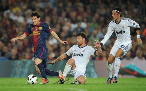 Nhà cái: Messi tỏa sáng, Barca loại Real - 1