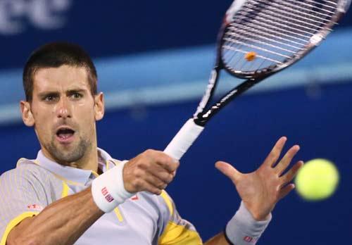 Djokovic – Bautista: Tinh thần quật cường (V2 Dubai Championships) - 1