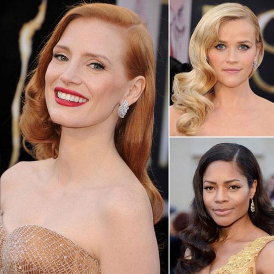 Xu hướng làm đẹp đỉnh nhất Oscar 2013 - 1