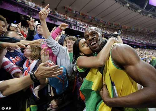 Usain Bolt kiếm hơn 300 triệu VNĐ 1 giây - 1
