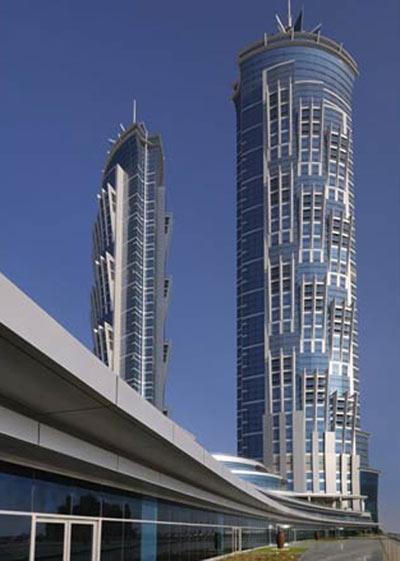 Thăm khách sạn cao nhất thế giới - 1