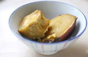 Bánh nếp khoai lang tẩm dừa cực ngon - 1