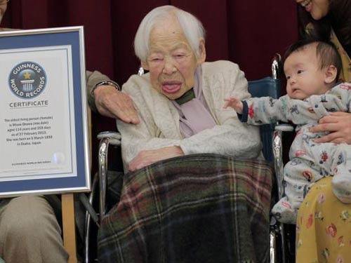Người phụ nữ sống lâu nhất hành tinh - 1