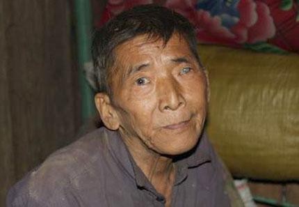 """Gặp ông già """"người rừng"""" ở Tuyên Quang - 1"""