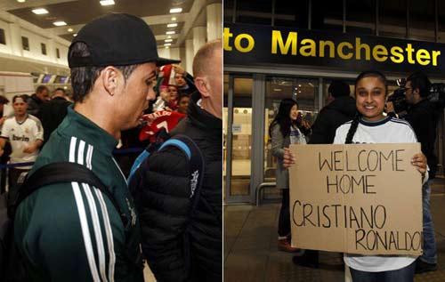 Ronaldo: Người về mang theo nỗi sợ hãi - 1