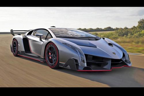 Veneno siêu xe nhanh nhất của Lamborghini - 1