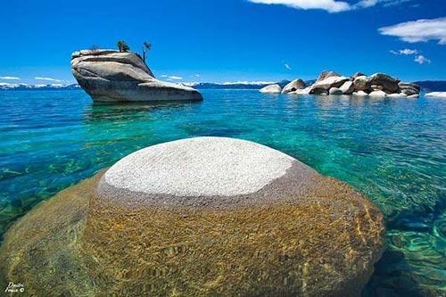 Ngắm 12 biển hồ trong nhất hành tinh - 1