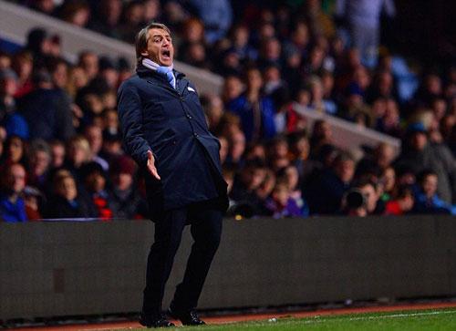"""Mancini tin Man xanh """"còn nước còn tát"""" - 1"""