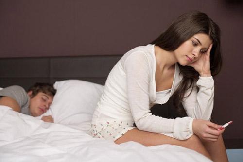 6 mối nguy hiểm khi bỏ thai - 1