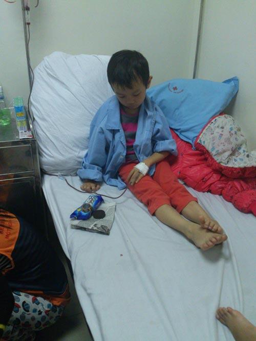 Lặn lội chữa thiếu máu huyết tán bẩm sinh - 1