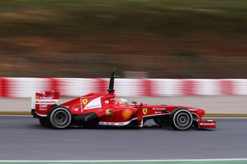 Test xe ngày 4 - Đợt thử tại Barcelona - 1