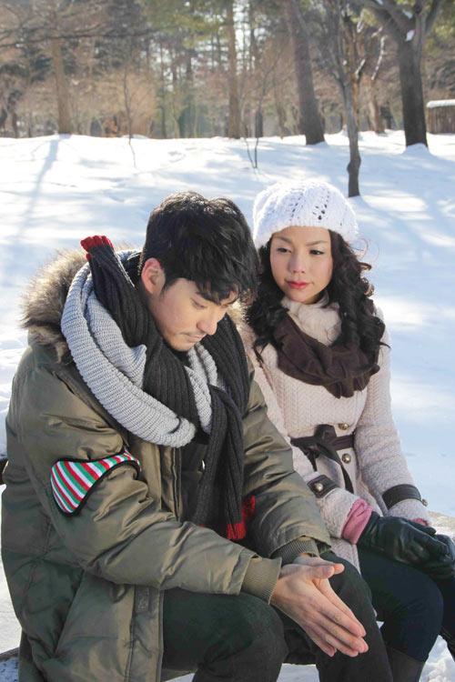 """Trà Ngọc Hằng và """"Chuyện tình mùa đông"""" - 1"""