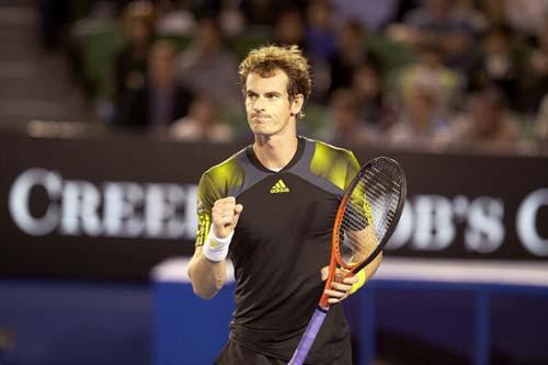 Federer có nguy cơ mất vị trí số 2 - 1