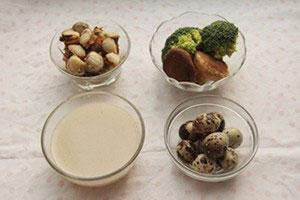 Bổ dưỡng, lạ miệng với canh trứng cút - 1