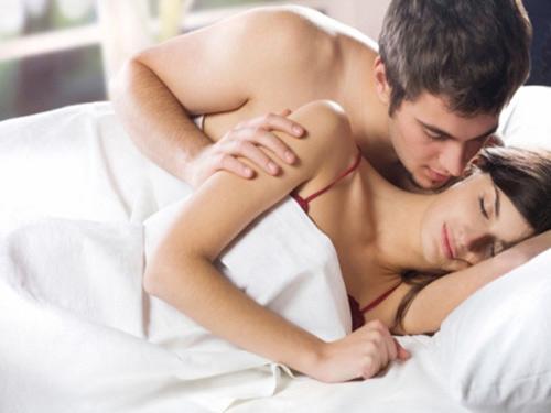 Đàn ông không quen nhịn sex - 1