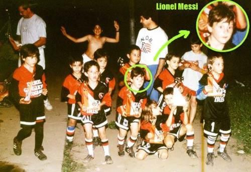Messi không trọn đời cùng Barca - 1
