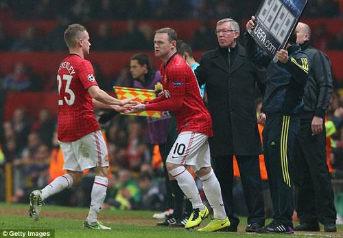 """PSG gặp khó trong việc """"tậu"""" Rooney - 1"""